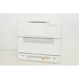 中古 Panasonicパナソニック 食器洗い乾燥機 NP-TM9-W 6人用 食洗機