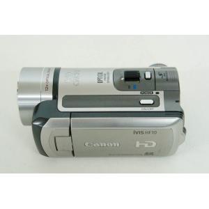 中古 CANONキヤノン HDデジタルビデオカメラ メモリータイプ iVIS HF10 16GB|snet-shop|04