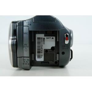 中古 CANONキヤノン HDデジタルビデオカメラ メモリータイプ iVIS HF10 16GB|snet-shop|06