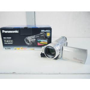 中古 Panasonicパナソニック HDC-TM300-S...