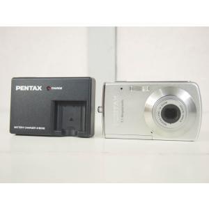 【中古】PENTAXペンタックス コンパクトデジタルカメラ Optioオプティオ M30 710万画素