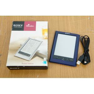 中古 SONYソニー Reader Pocket Edition リーダーポケットエディション 5型...