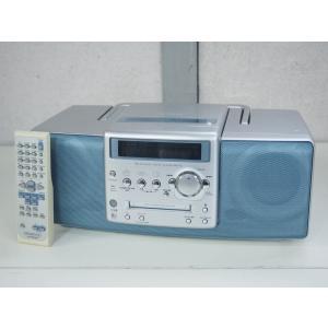 【中古】KENWOODケンウッド MD/CDパーソナルステレオシステム RAMPAGEランページ CD/MD/ラジオ MDX-K1-L オーディオ