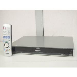 #【中古】Panasonicパナソニック HDD内蔵DVDレコーダー DIGAディーガ 地デジ対応 HDD200GB DMR-XP10