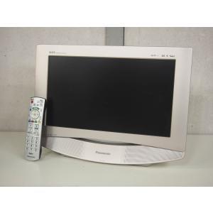 【中古】Panasonicパナソニック 17V型ハイビジョン液晶テレビ VIERAビエラ TH-17LX8-P ピンクゴールド