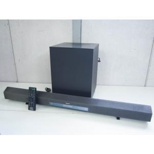【中古】SONYソニー ホームシアターシステム Bluetooth対応 HT-CT260 オーディオ