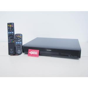 中古 三菱MITSUBISHI DVDレコーダー DVR-DW100 HDD250GB DVD-R/-RW 地上/BS/110度CSデジタル内蔵
