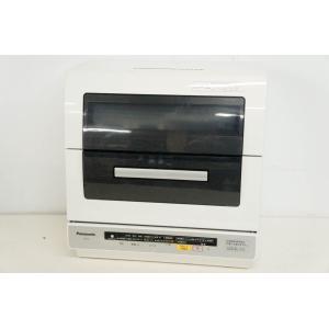 中古 Panasonicパナソニック 食器洗い乾燥機 NP-TR6 ECONAVIエコナビ 食洗機