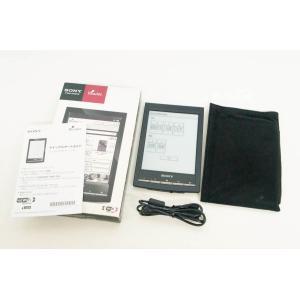 中古 SONYソニー 6型 電子書籍リーダー PRS-T1 ブラック Wi-Fiモデル