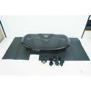 中古 Dr.Airドクターエア 3DスーパーブレードS SB-002 ブラック 振動マシン