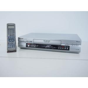 中古 Panasonicパナソニック VHSハイファイビデオ ビデオデッキ NV-HX33G