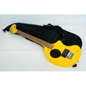 中古 C FERNANDESフェルナンデス エレキギター ぞうさんギター ZO-3 イエロー ZO3