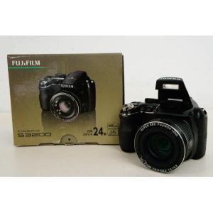中古 FUJIFILM富士フイルム FinePix S3200 1400万画素 デジタルカメラ