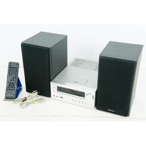 中古 パイオニアPioneer CDミニコンポーネントシステム X-HM50 iPod/iPhone...
