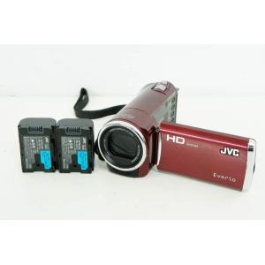 中古 JVC Victorビクター エブリオEverio デジタルビデオカメラ GZ-HM190