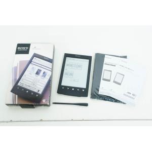 中古 SONYソニー 6型 電子書籍リーダー PRS-T2 ブラック Wi-Fiモデル
