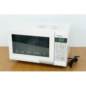 中古 Panasonicパナソニック エレック オーブンレンジ 15L NE-T156-W ホワイト...