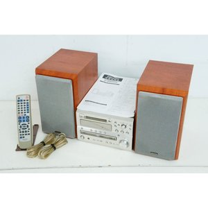 中古 DENONデノン DVD/MD/CD コンポ D-MA5DV オーディオ MDLP対応