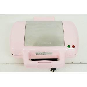 中古 Vitantonioビタントニオ ワッフル&ホットサンドベーカー プレミアムセット VWH-4500-P ピンク ホットサンドメーカー snet-shop 02