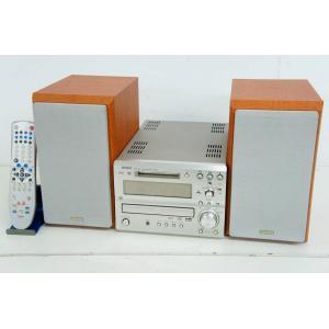 中古 DENONデノン DVD/MD一体型システムコンポ D-MS5DV オーディオ MDLP対応