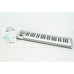 ●商品情報 ・優れた演奏性を発揮する49鍵高性能鍵盤 ・12種類のベロシティカーブに対応 ・接続端子...