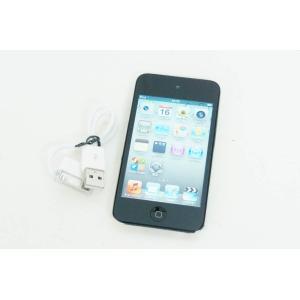 中古 Appleアップル iPod touch ホワイト 第4世代 MD057J/A 8GB