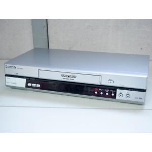 【中古】Panasonicパナソニック VHSハイファイビデオ ビデオデッキ NV-HV60