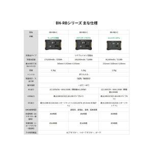 JVCケンウッド 【BN-RB5-C】大容量ポータブル電源/DC/USB出力/車中泊/キャンプ/アウトドア/防災グッズ/停電時/災害/震災/非常用電源|snet|07