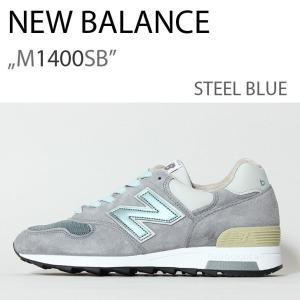 New Balance 1400 MADE IN USA STEEL BLUE ニューバランス アメ...