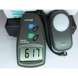 小型 ポケットサイズ デジタル 照度計 (ルクス表示) 簡単日本語説明付き 簡単測定 LUXメーター...