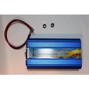 純正弦波定格1000W(12V-110v) 60Hzインバーター 最大2000W 変圧器 変電器 太陽光発電装置 にも適しています。|snowkmu1