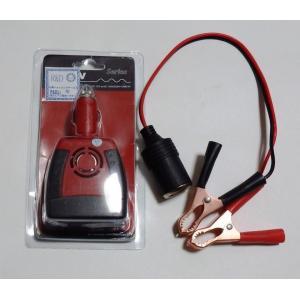 パワーインバーター(ななみ) 150W (12V-110v) 60Hz シガーソケット 充電器 ワニ口 変換 アダプタ 付き 全世界万能ACコンセント USBポート付き|snowkmu1