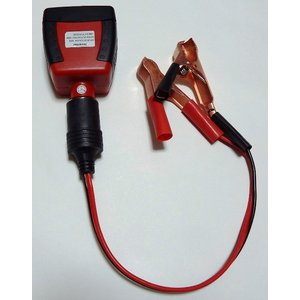 パワーインバーター(ななみ) 150W (12V-110v) 60Hz シガーソケット 充電器 ワニ口 変換 アダプタ 付き 全世界万能ACコンセント USBポート付き|snowkmu1|02