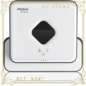 【国内正規品】 iRobot 床拭きロボット ブラーバ 371j ホワイト