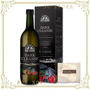 【公式】 DARK CLEANSE ダーククレンズ 710ml【ギフトセット】 チャコールクレンズ ...