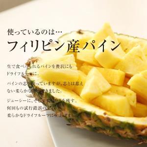 ドライフルーツ パイナップル 小袋 50g 国内加工 おやつ パイン ドライパイン スティック ポイント消化 メール便 食品 南信州菓子工房 ギフト|so-suke|09