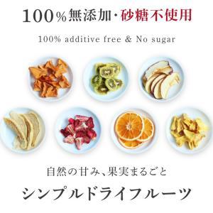 ドライフルーツ 砂糖不使用 無添加 国産 りんご 50g ドライりんご リンゴ 長野 お菓子 おやつ ヨーグルト プチギフト|so-suke|04