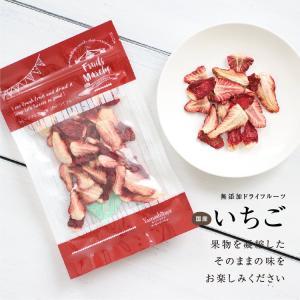 ドライフルーツ 砂糖不使用 無添加 国産 いちご 30g ドライいちご 苺 お菓子 おやつ ヨーグルトに かわいい プチギフト|so-suke|15