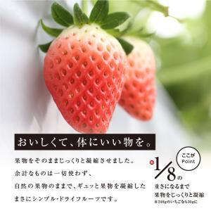 ドライフルーツ 砂糖不使用 無添加 国産 いちご 30g ドライいちご 苺 お菓子 おやつ ヨーグルトに かわいい プチギフト|so-suke|07