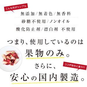 ドライフルーツ 砂糖不使用 無添加 国産 いちご 30g ドライいちご 苺 お菓子 おやつ ヨーグルトに かわいい プチギフト|so-suke|09