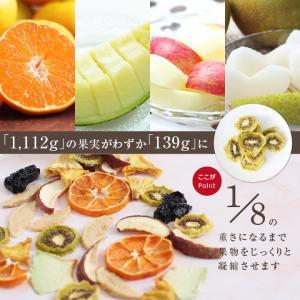 ドライフルーツ 砂糖不使用 無添加 7種セット 送料無料 りんご 梨 いちご キウイ パイン メロン 柑橘 オレンジ 国内加工 国産品あり|so-suke|12