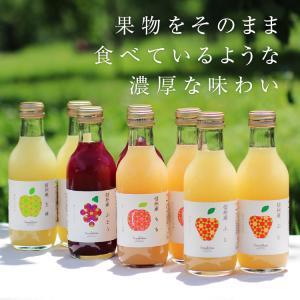 ジュース ギフト 100% 果物ジュース 200ml 8本 送料無料 詰合せ りんご 桃 ぶどう ラフランス 国産 お中元 お歳暮 内祝 出産内祝い|so-suke|12