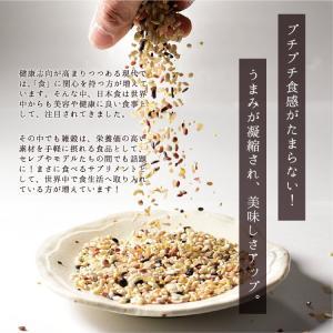 雑穀米 私の三十三雑穀 送料無料 スーパーフード配合 1000円ポッキリ 雑穀 もち麦 キヌア チアシード|so-suke|13