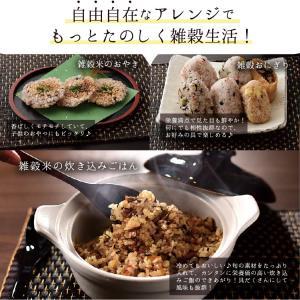雑穀米 私の三十三雑穀 送料無料 スーパーフード配合 1000円ポッキリ 雑穀 もち麦 キヌア チアシード|so-suke|10