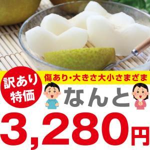 訳あり 梨 5kg 送料無料 長野県産 幸水 豊水 ご家庭用 お徳用 なし ナシ|so-suke|04