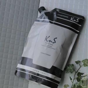 【KnS】 リンス コンディショナー メンズ ヘアケア 加齢臭 汗臭 薬用 柿のさち | 薬用柿渋 スカルプケア ディープクリアコンディショナー 詰め替えパウチ 800mL|soapmax