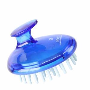 スカルプ 頭皮 ニオイ フケ 対策 ブラシ スッキリ 皮脂 クレンジングブラシ マッサージ 生え際 地肌 毛穴 ケア | イケモト マイナスイオン スカルプブラシ|soapmax