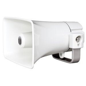 UNI-PEX コンビネーションスピーカー単体 10W出力 車用 拡声器 選挙カーや宣伝カー、広報車...