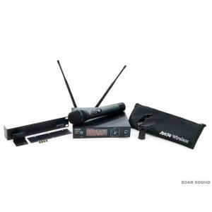 Seide B帯 ワイヤレス ハンドマイクセット ワイヤレスマイク システム TDWシリーズ 無線 TDW800 HHset マイク 受信機とマイクのセット|soarsound