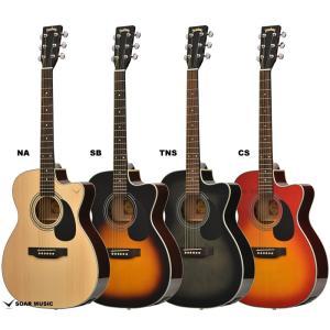 Headway ヘッドウェイ HEC-45 カッタウェイ エレアコ ギター アコースティックギター ...